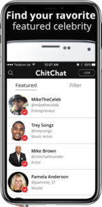 chitchat app users